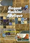 Elegant Machine Applique