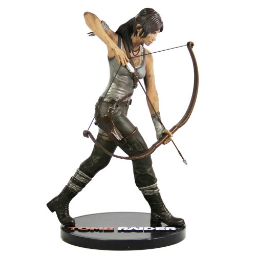 Tomb Raider 'Lara Croft' Collectible 9