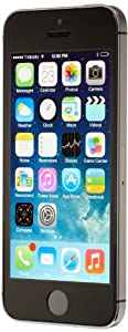 Apple iPhone 5S Space Gray 32GB Unlocked GSM Smartphone [Certified Refurbished] from Apple Computer