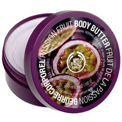 THE BODY SHOP PASSION FRUIT BODY BUTTER 200ML NEW SEALED