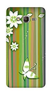 SWAG my CASE PRINTED BACK COVER FOR SAMSUNG GALAXY GRAND DUOS Multicolor