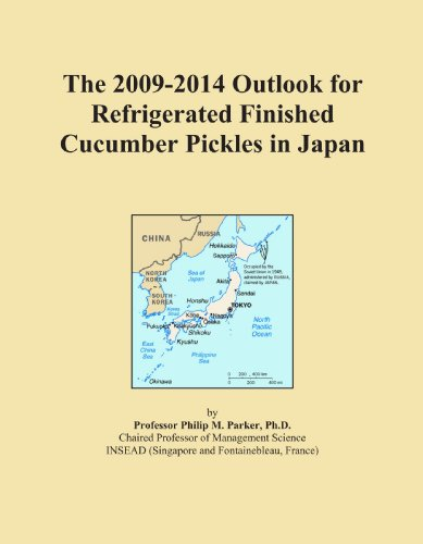 The 2009-2014 Outlook for Refrigerated Finished Cucumber Pickles in Japan