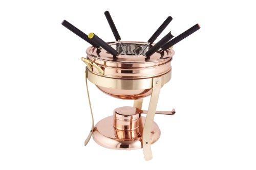 Décor Copper & Brass Fondue Set, 2.75 qt. (Fondue Copper compare prices)
