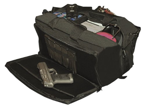 Galati Gear Super Range Bag (Black)