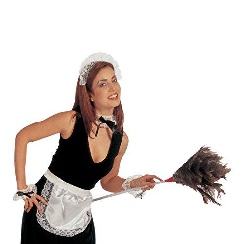 Costume cameriera sexy donna di servizio carnevale feste