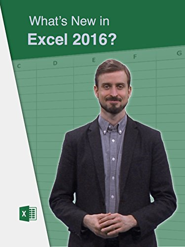 What's New in Excel 2016?