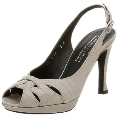Donald J Pliner Women's Zilla Slingback Sandal,Champagne,5 M