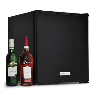 Klarstein MKS-50 – 48 Litre Table Top Mini Fridge – Minibar Refrigerator – Black