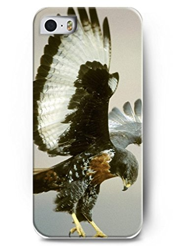 Ouo Stylish Series Case For Iphone 5 5S 5G With The Design Of One Cool Posture Of Fly Eagle