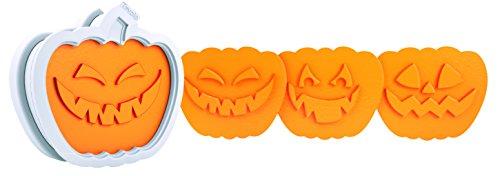 Tovolo Jack O Lantern Cookie Cutter - Set of 6
