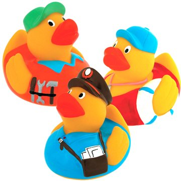 Rubber Ducky, Occupational - 1