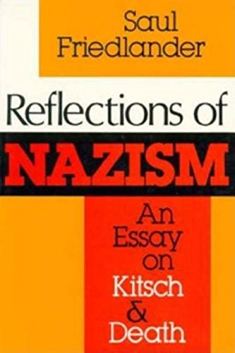 saul friedlander an essay on kitsch and death Selected publications publications nazi germany and the jews reflections of nazism an essay on kitsch & death history and psychoanalysis.