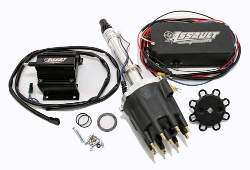 Assault Racing Products 1535022 SBC BBC Chevy 327 350 396
