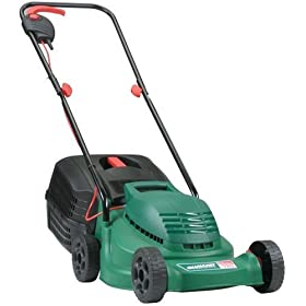Qualcast Easi-Trak 320 32cm Electric Rotary Lawn Mower