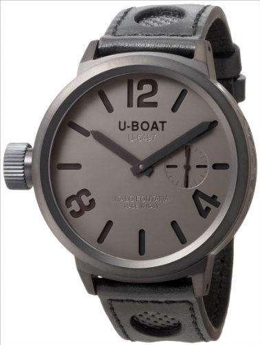 U-Boat Men's 5324 Flightdeck Watch