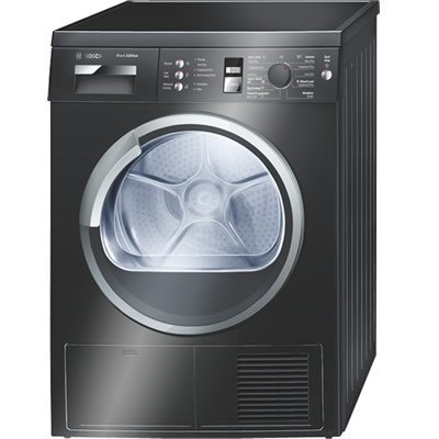 Bosch WTE863B1GB - Avantixx Condenser Tumble Dryer Black Edition