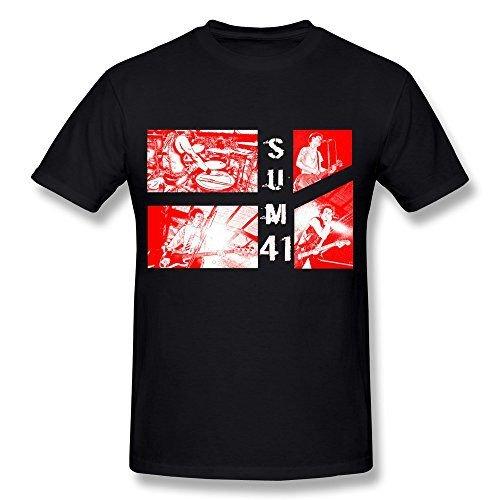 Men's Sum 41 T Shirt