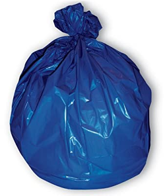 Heritage HDPE Waste Can Liner, Star Seal
