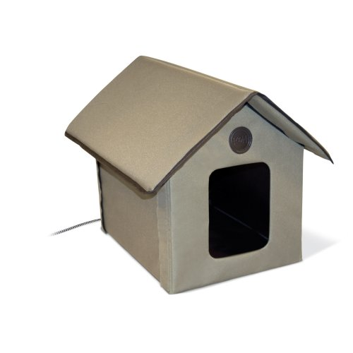 K&H Outdoor Kitty House, Heated