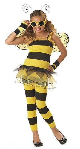 Child Bee Costume - the Little Honey
