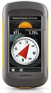 Garmin Montana 600 - GPS tacile grand écran multi-activités (randonnée, auto, moto, quad et marine)