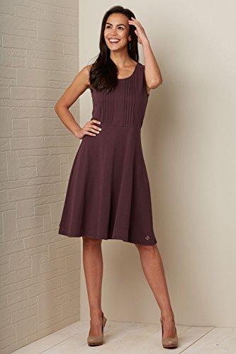 Fair Indigo Pleated Front Fair Trade Organic Dress