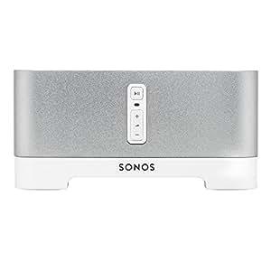 Sonos CONNECT:AMP - Connexion amplifiée sans fil de votre chaine Hi-Fi avec tous les produits Sonos