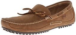 Polo Ralph Lauren Men\'s Wyndings Slip-On Loafer,Tan,9.5 D US