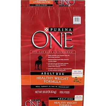 Purina One Healthy Weight Management Adult Formula 34 Lb Suzanne K