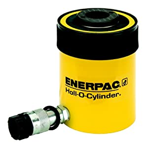 Enerpac RCH-302 30 Ton Single Acting Hollow Plunger Cylinder with 2.5 Inch Stroke