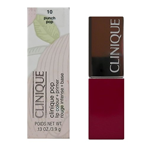 Clinique Rossetto, Pop Lip Color, 3.9 gr, 10-Punch Pop