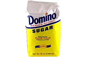 Domino Premium Pure Cane Sugar 5Lb Bag