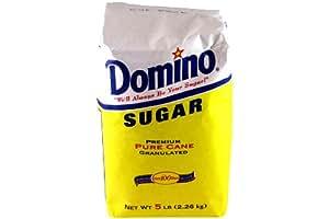 Domino Premium Pure Cane Sugar 5Lb Bag