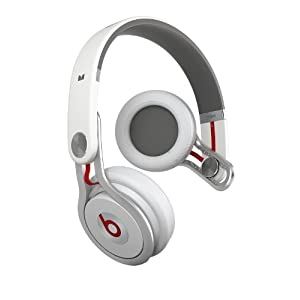 BeatsTM Mixr High Performance Professional Headphones From Monster®