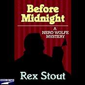 Before Midnight | [Rex Stout]