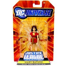 Buy Low Price Mattel DC Universe Justice League Unlimited Exclusive Shazam Family Action Figure Mary Batson Mary Marvel (B002OD3YI6)