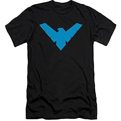 Batman Nightwing: Symbol Slim Fit T-Shirt