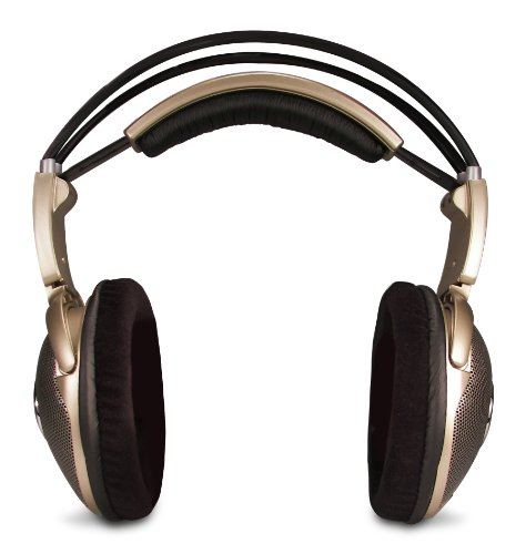 Nady Qh-560 Deluxe Open Back Stereo Monitor Headphone