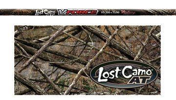 Victory Archery Vforce V3 350 Lost At Camo Raw
