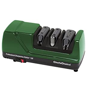 Chefs Choice 130 Professional Sharp Station Knife Sharpener by Chef