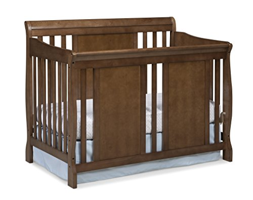 Stork Craft Verona Convertible Crib, Dove Brown