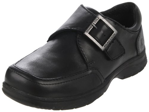 Kenneth Cole Reaction On Check 2 Slip-On (Toddler/Little Kid),Black,6 M Us Toddler front-897923