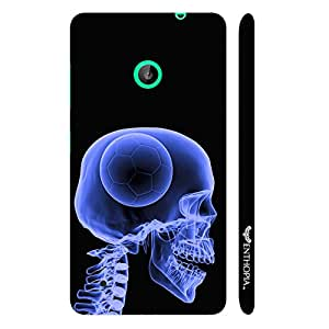 Nokia Lumia 530 It Plays on My Mind designer mobile hard shell case by Enthopia
