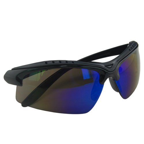 Classic Polarized Lenses UV400 Sunglasses for Running Cycling Fishing Golf with Black Case