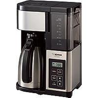 Zojirushi EC-YSC100 Fresh Brew Plus Thermal Carafe Coffee Maker, 10 Cup, Stainless Steel/Black