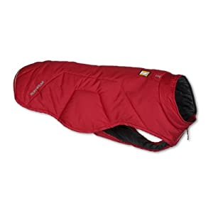 Ruffwear Quinzee Insulated Jacket, Red Rock, Large