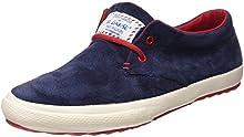 Comprar El Ganso New Model Dark Blue Suede   - Zapatillas para hombre