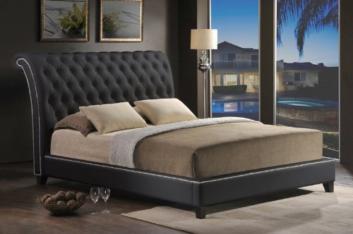 Black Wooden Beds 172005 front