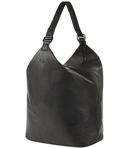 Bench borsa donna Harmonist, Jet Black, 42,0 x 15,0 x 41,0 cm, 25,8 litri, BLXA0834