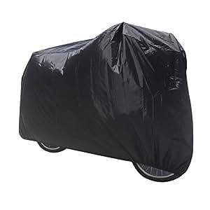 Baleaf Nylon Waterproof E-Bike Cover - Black, Large/75 x 25.5 x 38.5-Inch